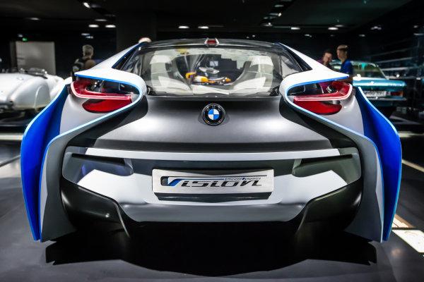 2009 BMW Vision EfficientDynamics