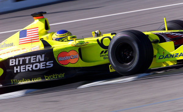 2001 American Grand Prix - Race