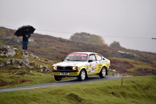 142 Stu Mclaren / Eoghan Anderson - Opel Kadett GT/E
