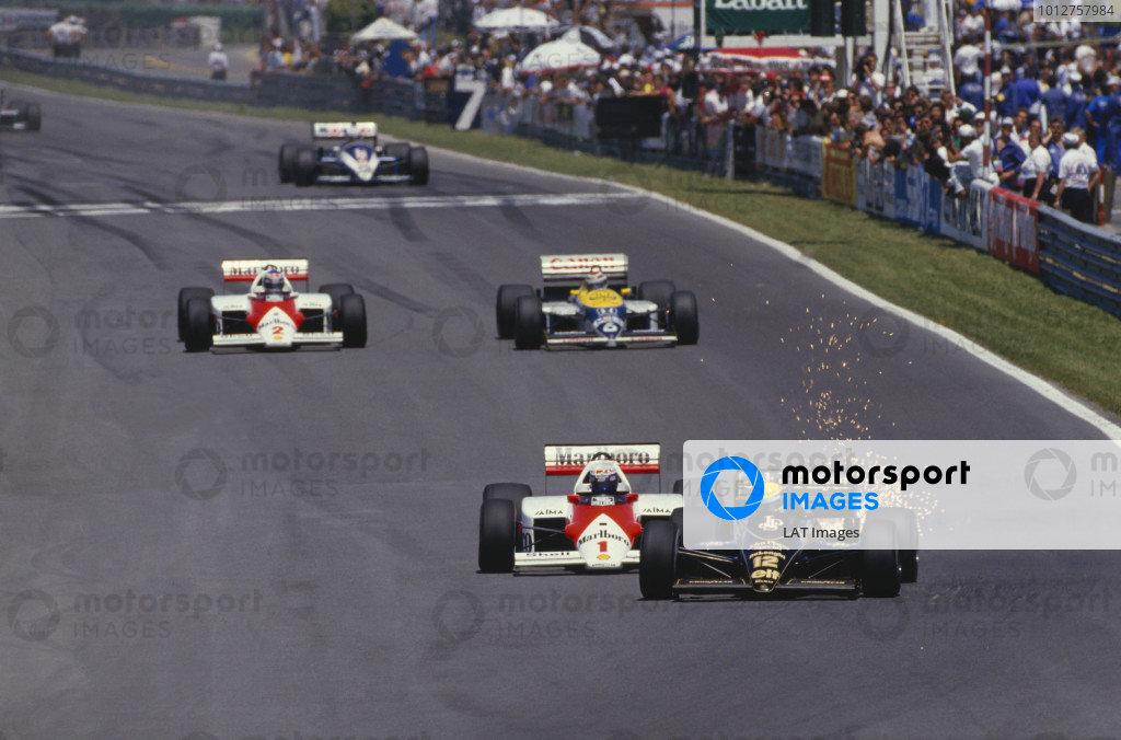 1985 Canadian Grand Prix.