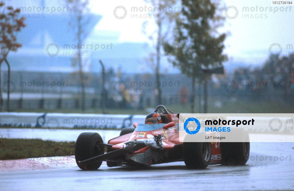 1981 Canadian Grand Prix.