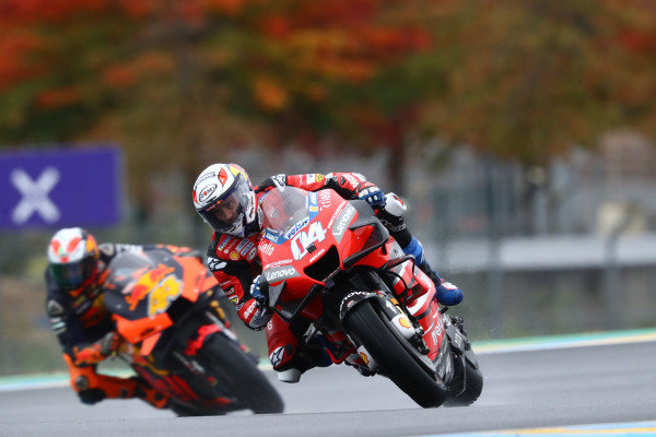 Andrea Dovizioso, Ducati Team  .