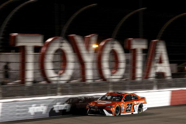 #23: Bubba Wallace, 23XI Racing, Toyota Camry Door Dash
