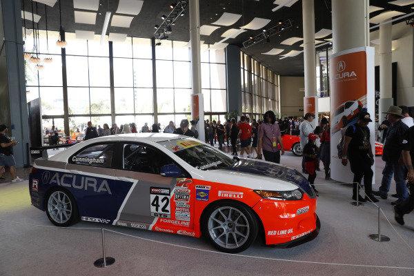 Acura display