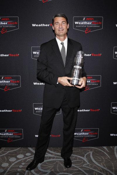 #6 Acura Team Penske Acura DPi, DPi: Tim Cindric, Champions