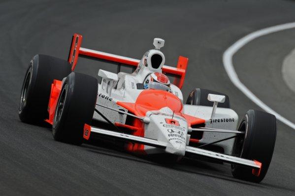 25 May 2008, Indianapolis,Indiana USARyan Briscoe's Team Penske Honda/Dallara #6©2008 F Peirce Williams USALAT Photographic