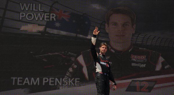 30 March-1 April, 2012, Birmingham, Alabama USA#12 Will Power Verizon Team Penske Chevrolet(c)2012 Dan R. Boyd LAT Photo USA