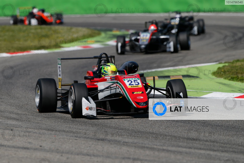 Round 2 - Monza, Italy