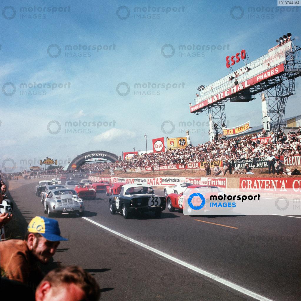 1962 Le Mans 24 hours.