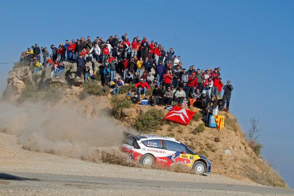 Rally of Spain, Catalunya - Cost Daurada21st October - 24th October 2010Sebastien Loeb, Citroen, ActionWorldwide Copyright: McKlein/LAT