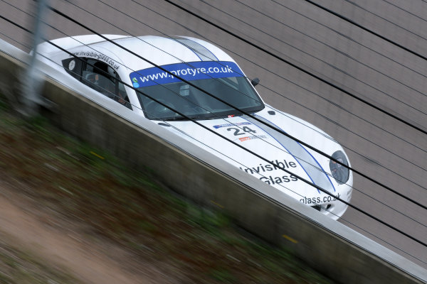 2013 Ginetta GT5 Challenge Rockingham, 5th and 6th May, 2013 Jason Kenny World Copyright. Ebrey/LAT Photographic