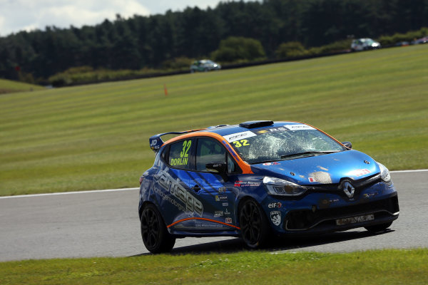 2017 Renault Clio Cup, Snetterton. 29th-30th July 2017, James Dorlin (GBR) Westbourne Motorsport Renault Clio Cup World copyright. JEP/LAT Photographic