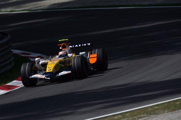 2007 Italian Grand Prix - Friday PracticeAutodromo di Monza, Monza, Italy.7th September 2007.xxxWorld Copyright: Steven Tee/LAT Photographicref: Digital Image YY2Z8337