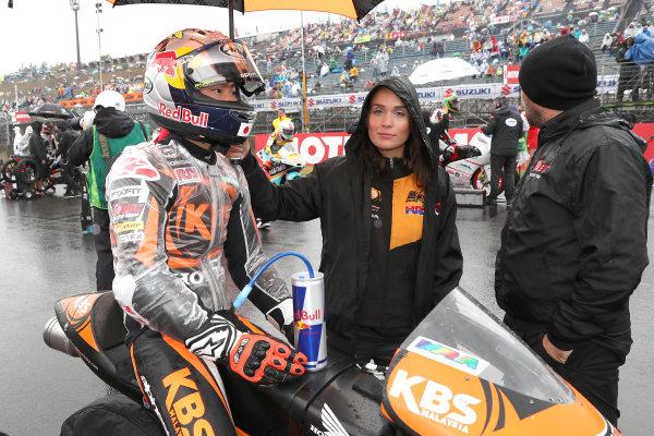 2017 Moto3 Championship - Round 15 Motegi, Japan. Sunday 15 October 2017 Ayumu Sasaki, SIC Racing Team World Copyright: Gold and Goose / LAT Images ref: Digital Image 22608