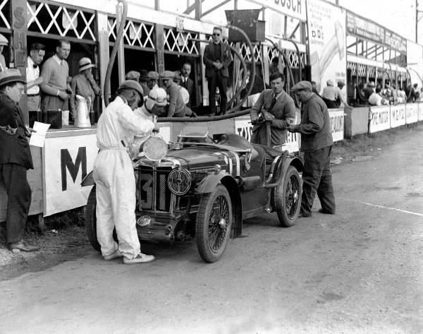 Le Mans, France. 13-14 June 1931.