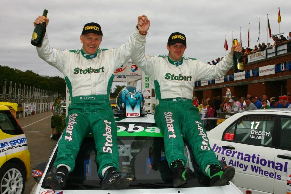 2006 British Rally Championship,Manx Rally 2006, Isle of Man,Mark Higgins, World Copyright: Jakob Ebrey/LAT photographic.