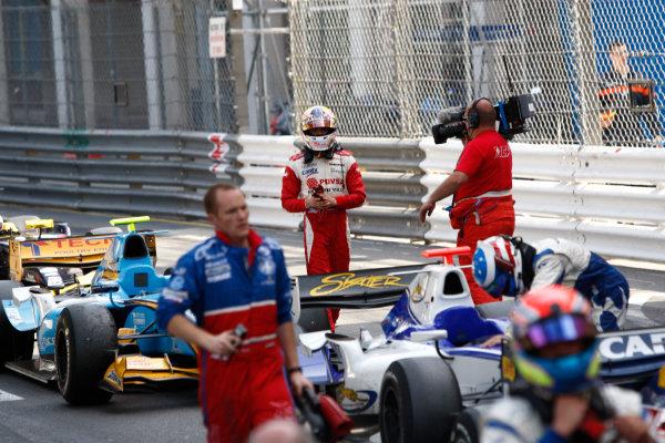 Saturday Race. 23rd May 2009. Pastor Maldonado (VEN, ART Grand Prix). World Copyright: Andrew Ferraro / GP2 Series Media Service.Ref: _H0Y0236 jpg