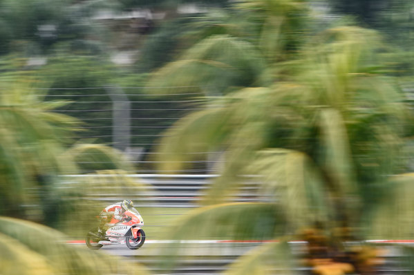 2017 Moto3 Championship - Round 17 Sepang, Malaysia. Friday 27 October 2017 Maria Herrera, AGR Team World Copyright: Gold and Goose / LAT Images ref: Digital Image 25072
