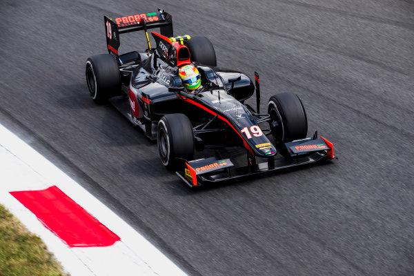 2017 FIA Formula 2 Round 9. Autodromo Nazionale di Monza, Monza, Italy. Friday 1 September 2017. Roberto Merhi (ESP, Rapax).  Photo: Zak Mauger/FIA Formula 2. ref: Digital Image _54I5829