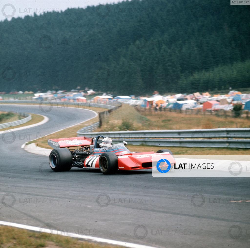 1972 German Grand Prix : 1972 Formula 1 Photo