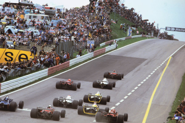 Osterreichring, Zeltweg, Austria. 10 - 12 August 1979.