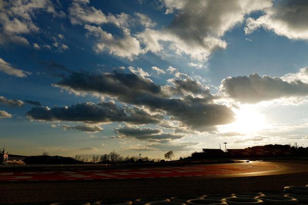 Circuit de Catalunya, Barcelona, Spain Thursday 25 February 2016. World Copyright: Alastair Staley/LAT Photographic ref: Digital Image _79P4971