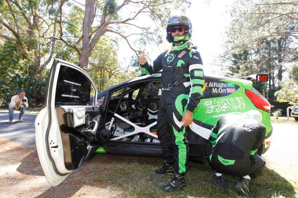 2013 FIA World Rally Championship Round 10, Rally Australia, 12th-15th September 2013. Yazeed Al-Rajhi, Ford. Worldwide Copyright: McKlein/LAT