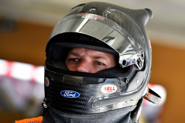2017 NASCAR XFINITY Series - Rinnai 250 Atlanta Motor Speedway, Hampton, GA USA Friday 3 March 2017 Brad Keselowski World Copyright: Nigel Kinrade/LAT Images ref: Digital Image 17ATL1nk00730