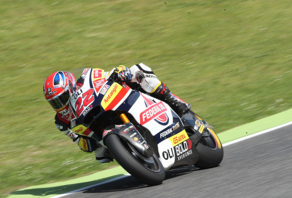 Sam Lowes, Gresini Racing.