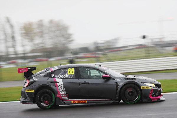 Josh Cook (GBR) BTC Racing Honda Civic