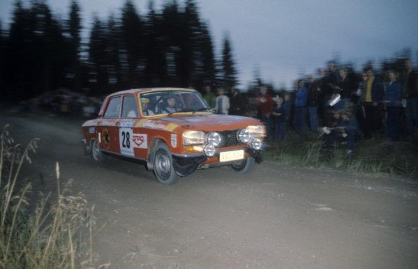 Kauko Mäkelä / Jukka Miettinen, Peugeot 304 S.